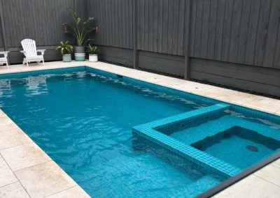 concrete tiled swimming pool melbourne