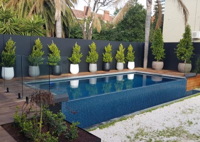 swimming pool and deck designs