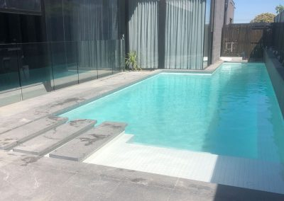 elegant pool and spa designers