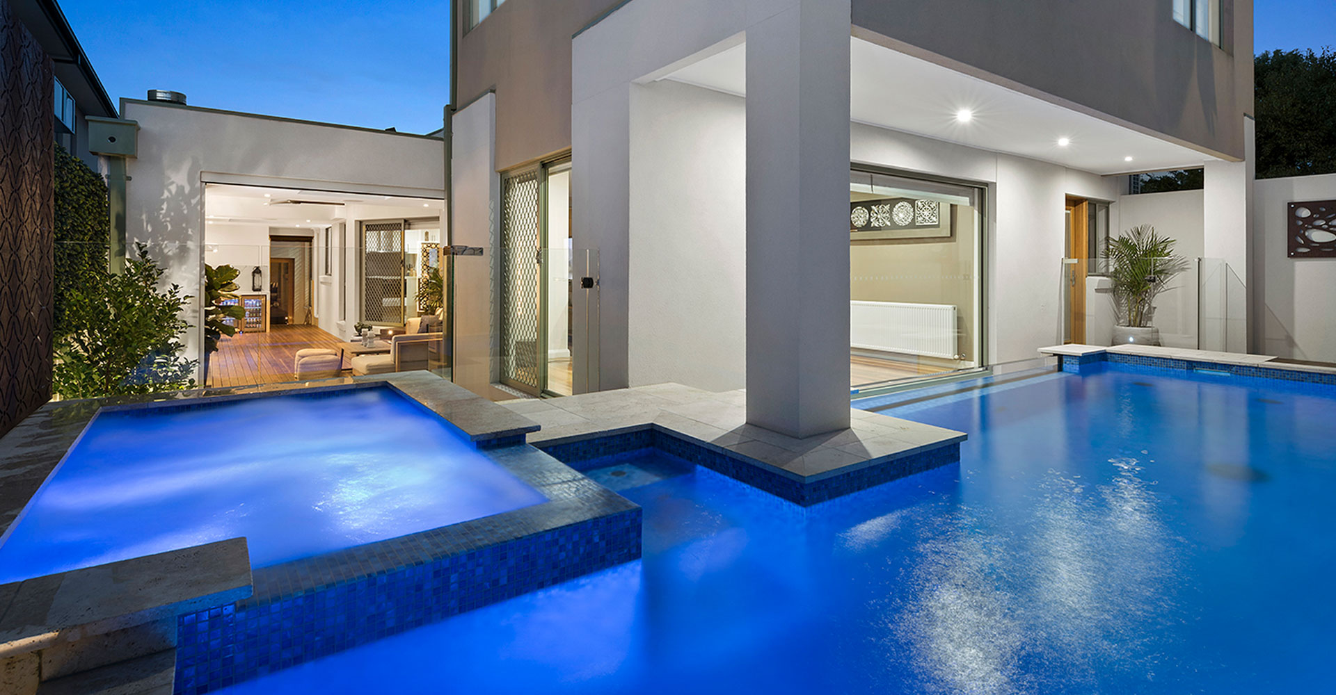designer pool and spa melbourne